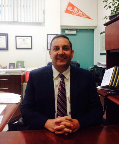 Principal Gonzalez