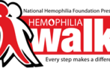 Walk With NJHS at the Hemophilia Walk
