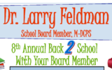 Back 2 School with Dr. Larry Feldman