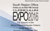 Curriculum Expo 2016