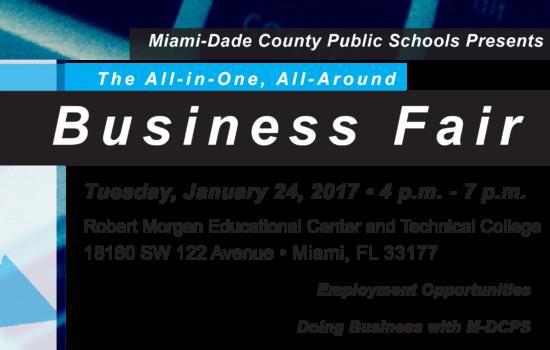 M-DCPS Business Fair