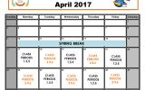 FSA / EOC Testing Calendar