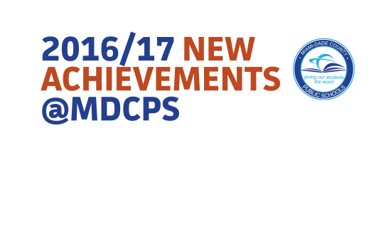 2016-2017 M-DCPS Top 35 New Achievements