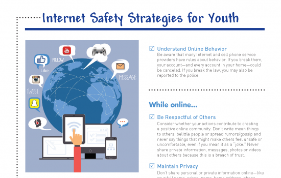 Internet Safety Strategies for Youth