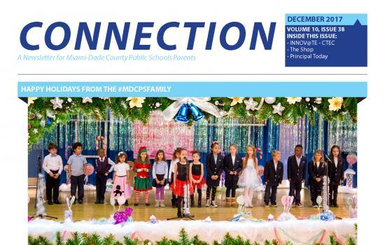 Connection Newsletter – December 2017