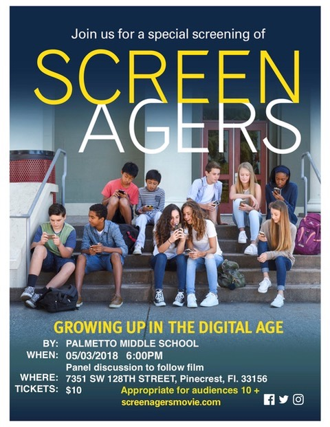 Screenagers Movie Screening
